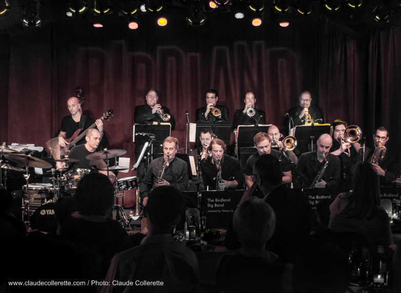 Le Birdland Big Band, 2013-11-15