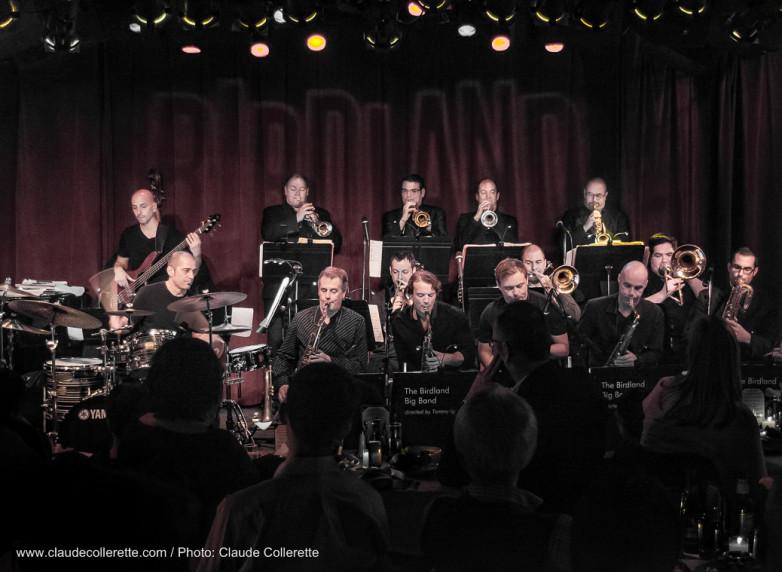 Le Birdland Big Band, 2013-11-15